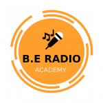B.E RADIO ACADEMY Logo